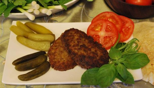 Kotlet ~ Persian Cutlet