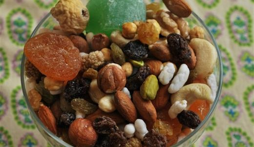 Shabeh Yalda & Ajil ~ Winter Solstice & Persian Trail Mix