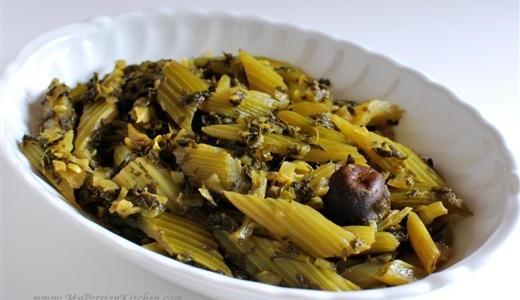 Vegetarian Khoresht Karafs