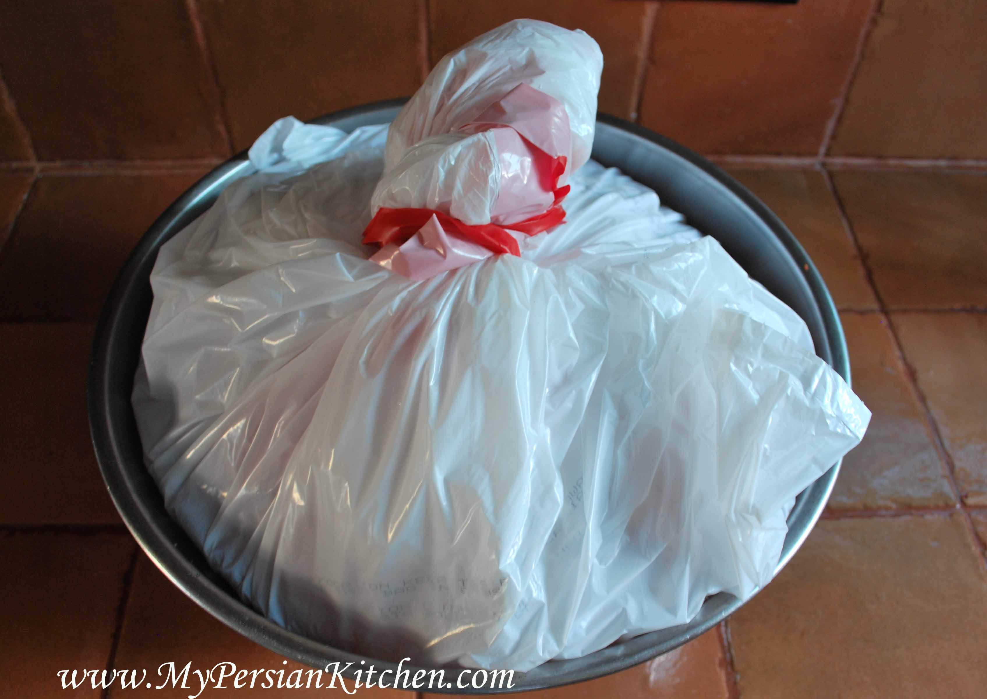 how to make a turkey brine bag