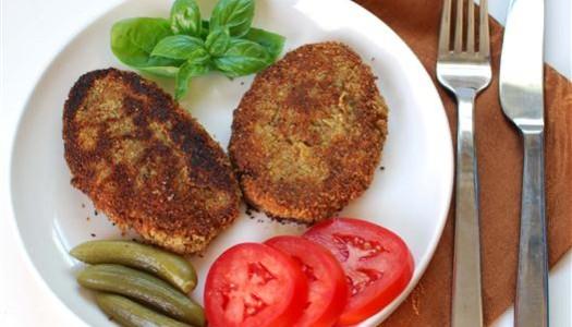 Vegetarian Kotlet