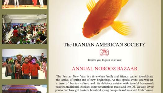 Norouz Bazaar in Palos Verdes, California
