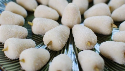 Persian Tut ~ White Mulberry Sweet