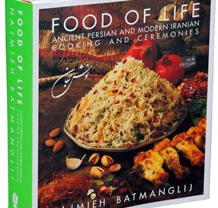 Food of Life: Interview with Najmieh Batmanglij