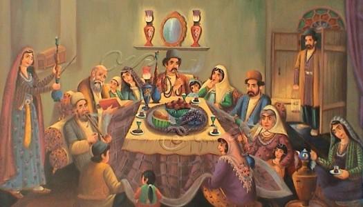 Shabeh Yalda * Winter Solstice