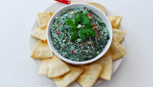 Spinach & Feta Cheese Dip