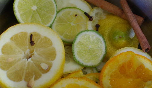 Natural Citrus & Spices Air Freshener