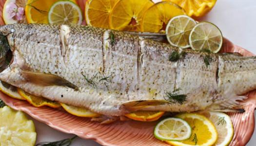 Mahi Sefeed ~ White Fish