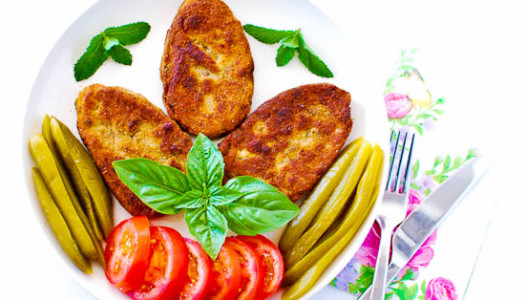 Simple & Delicious Vegetarian Persian Kotlet