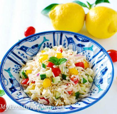 Persian Rice Salad-2