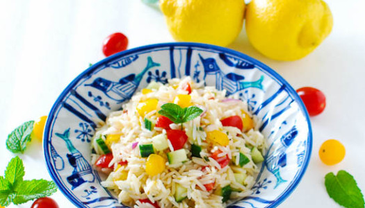 Persian Rice Salad