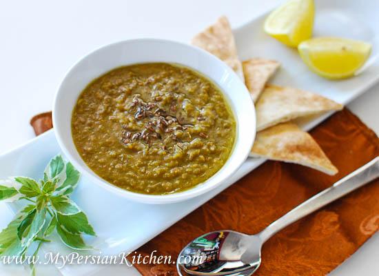 MENA Lentil Soup