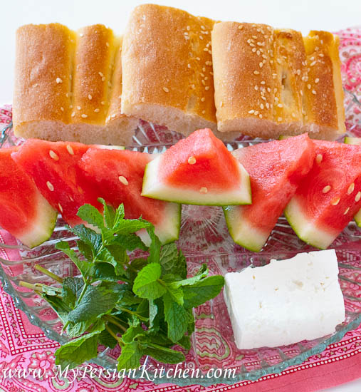 Watermelon & Feta Breakfast-4