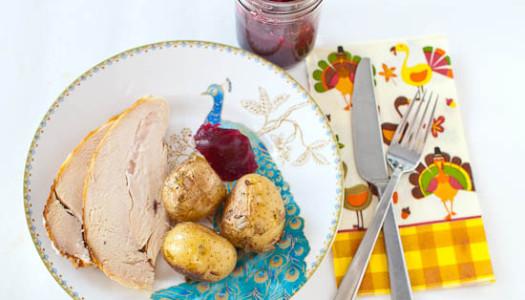 Sib Zamini ba Hel ~ Cardamom Potatoes