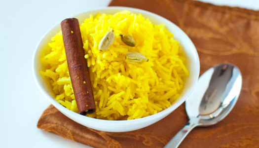 MENA Cooking Club: Yellow Rice