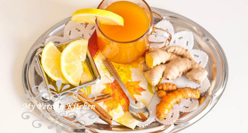 Turmeric Spiced Tea-3