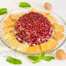 Pomegranate Cheese Ball