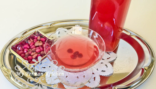 Pomegranate & Walnut Tequila