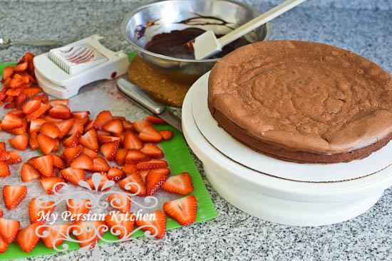 Chocolate Cardamom Cake-2
