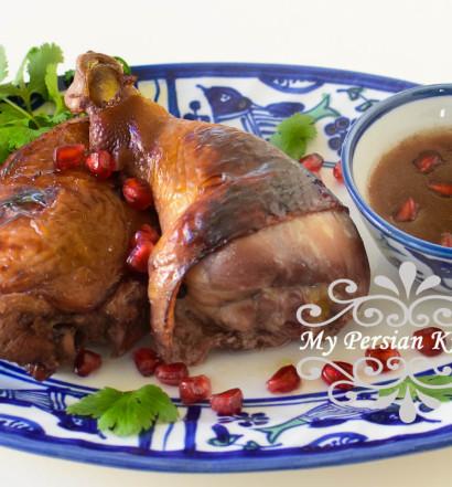pomegranate-chicken