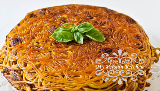 Macaroni ~ Persian Style Spaghetti