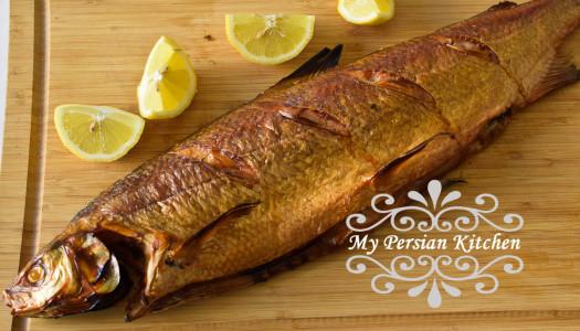 Mahi-ye Doodi ~ Smoked White Fish